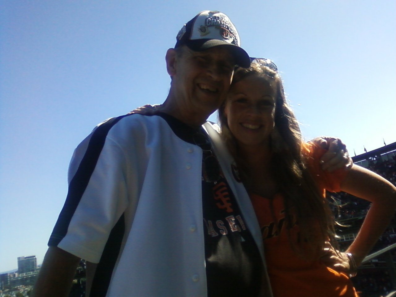 Rich and Chrissy mcCovey cove